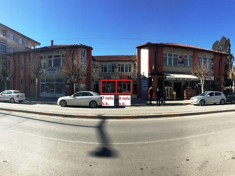 Afyonkarahisar Boldavin Yeni Mahallesinde 39m2 Dükkan