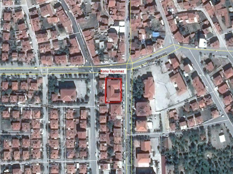Afyonkarahisar Bolvadin Bankadan Satılık 39 m2 Dükkan