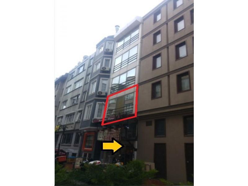 İstanbul Şişli Bankadan Satılık 22 m2 Ofis