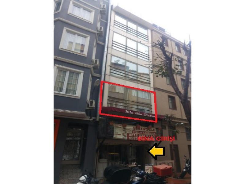 İstanbul Şişli Halaskargazi Mahallesinde 22m2 Ofis