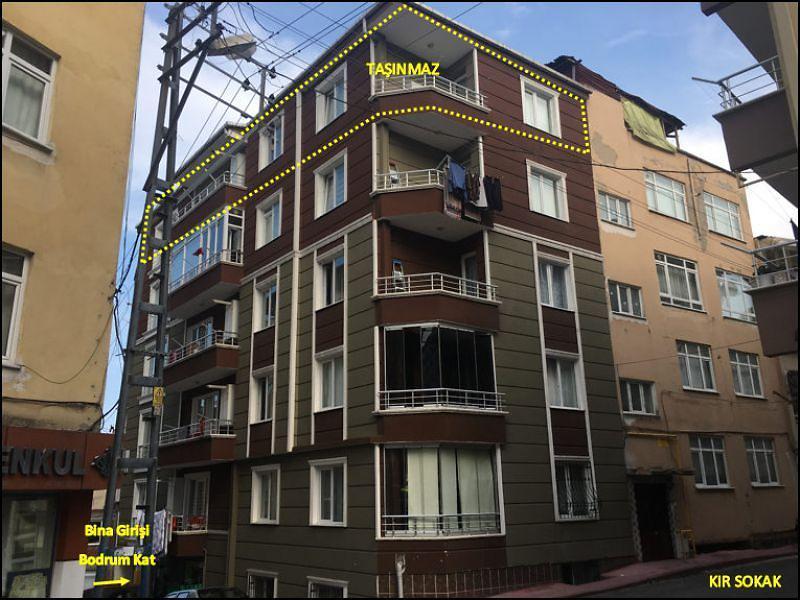 Samsun İlkadım Selahiye Mahallesi'nde 114 m2 3+1 Daire