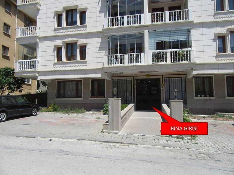 Ankara Keçiören Bankadan Satılık 145 m2 Daire
