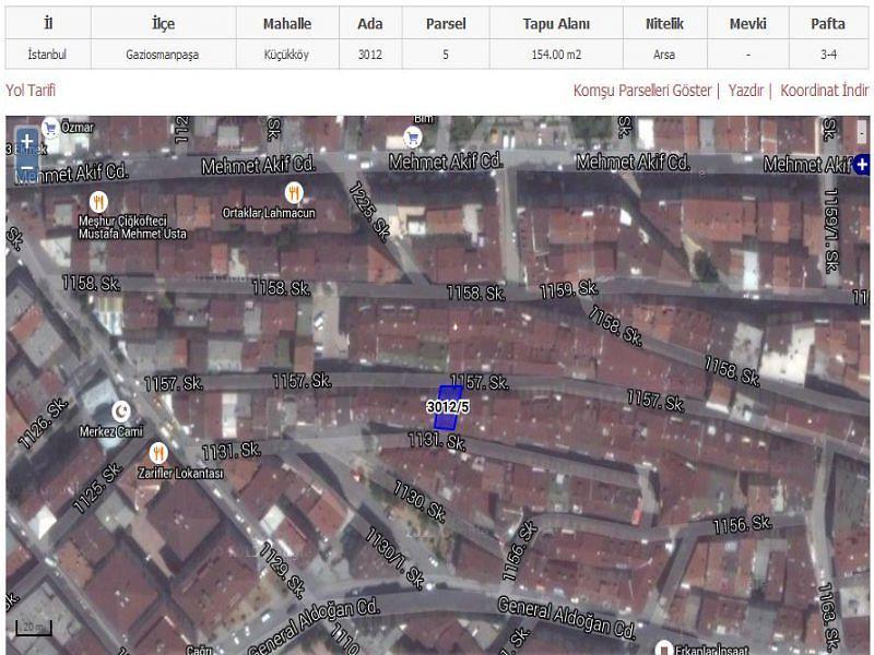 İstanbul Gaziosmanpaşa Bankadan Satılık 98 m2 Dükkan