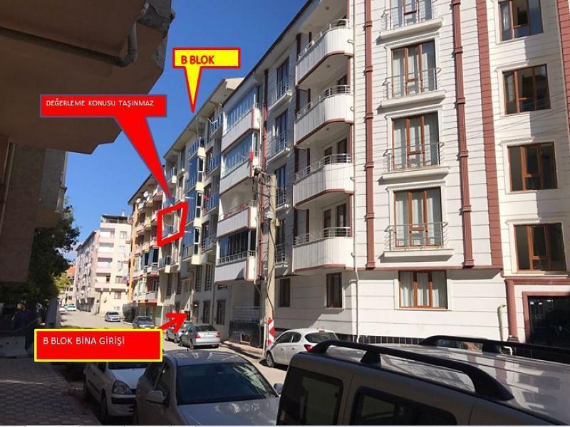 Elazığ Kültür Mahallesinde 133 m2 3+1 Daire