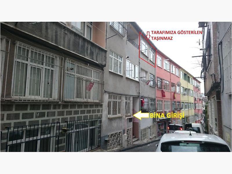 İstanbul Fatih Yavuz Sultan Selim Mahallesi,'nde 2+1 51m2 Daire