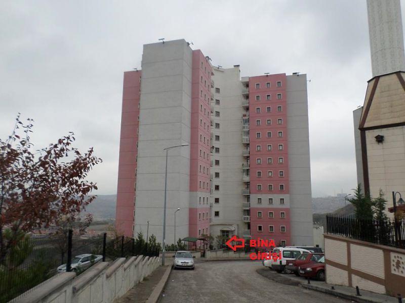 Ankara Keçiören Yeşiltepe Mahallesinde 104m2 3+1 Daire