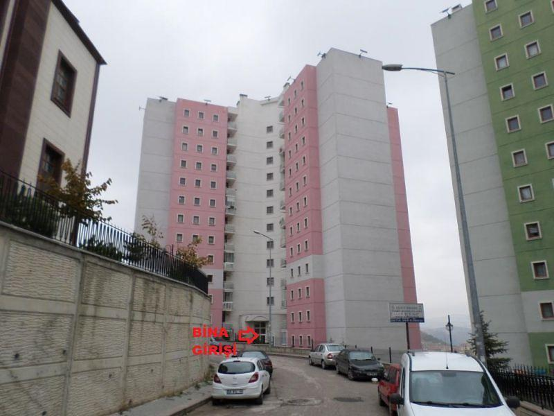 Ankara Keçiören Bankadan Satılık 104 m2 Daire