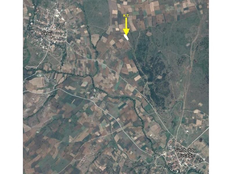 Çanakkale Biga Sahibinden Satılık 3015 m2 Tarla