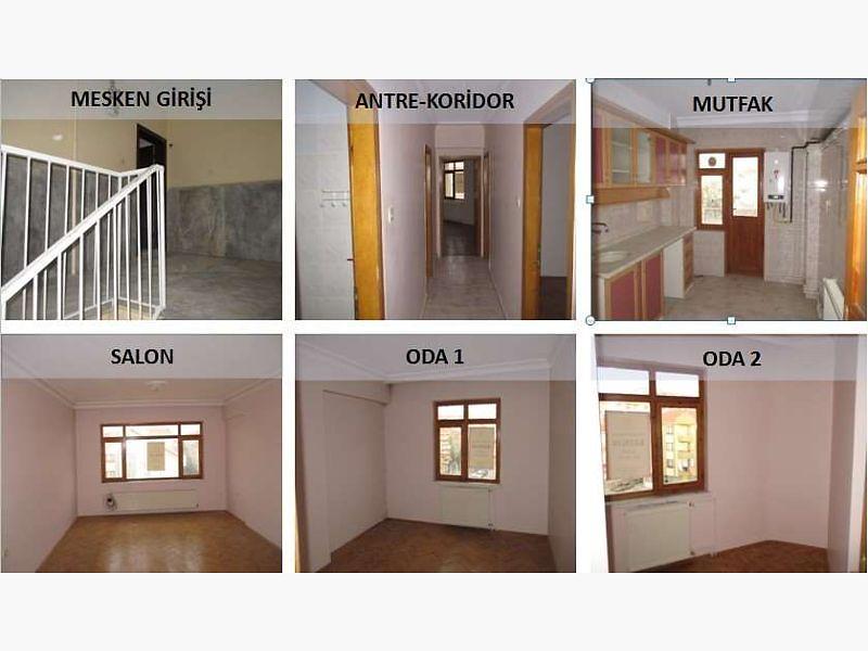 Ankara Keçiören Vakıftan Satılık 110 m2 Daire