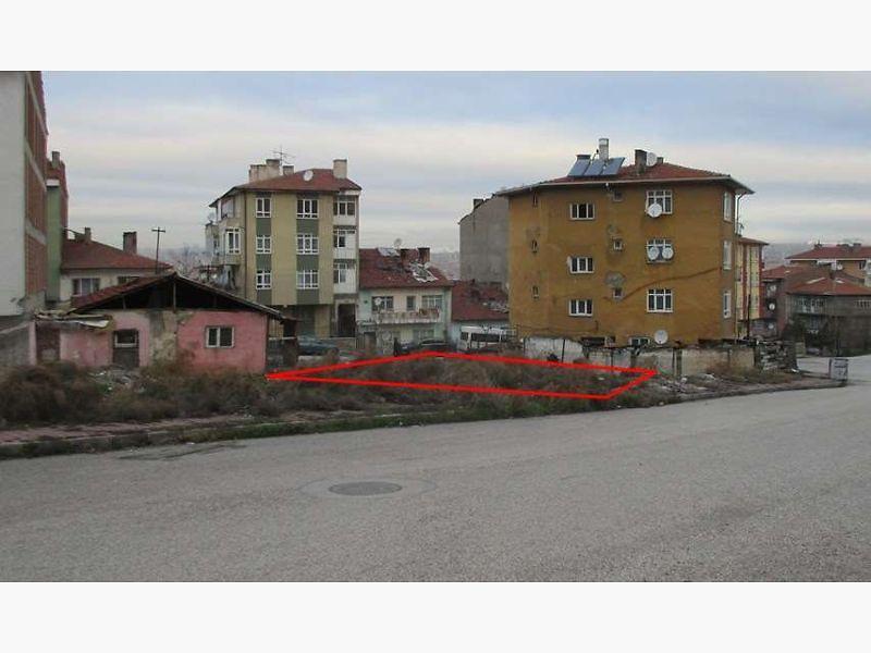 Ankara Altındağ Gülveren Mahallesinde Hisseli İmarlı Arsa