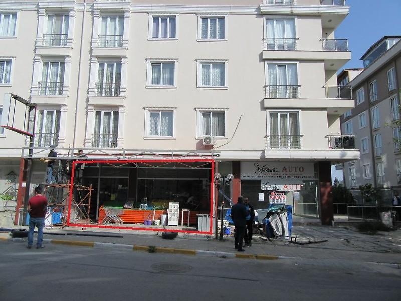 Beylikdüzü Adnan Kahveci'de 92m2 Yatırıma Uygun Dükkan