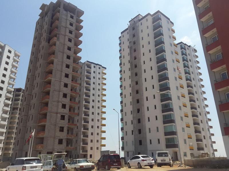 Adana Sarıçam Gültepe Mahallesinde 72 m2 Daire