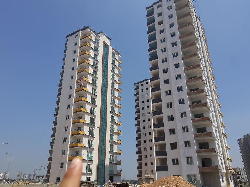 Adana Sarıçam Şirketten Satılık 72 m2 Daire