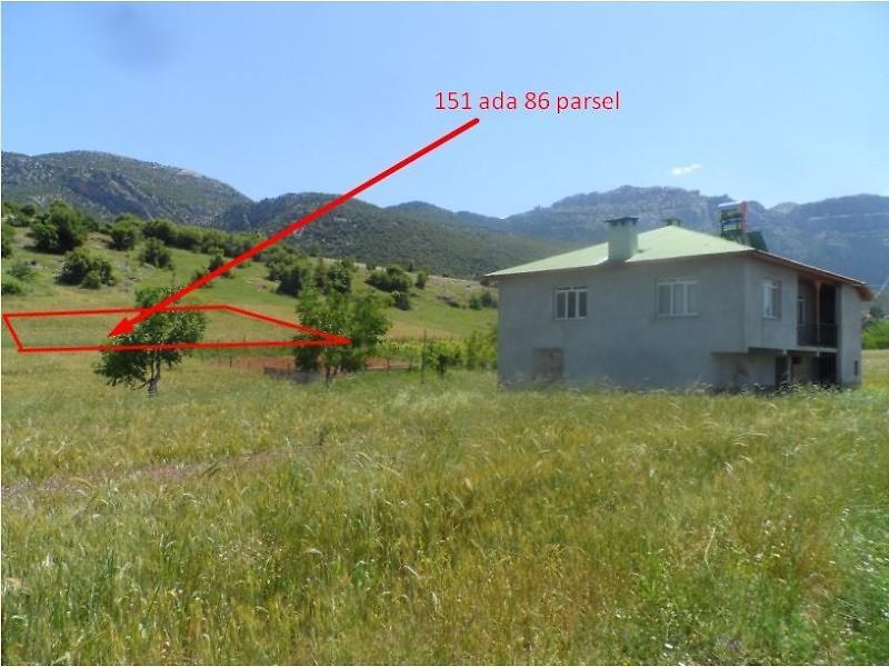 Adana Feke Sahibinden Satılık 1718 m2 Tarla