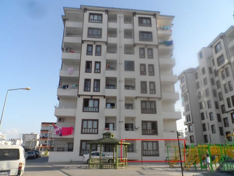 Adana Ceyhan İstiklal Mahallesinde 2+1 85 m2 Daire