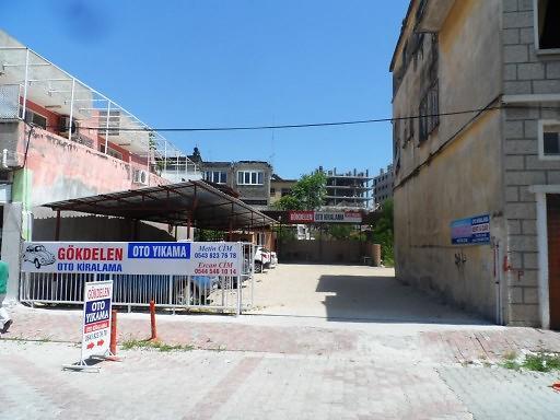 Adana Ceyhan Büyükkırım Mahallesinde 375m2 Arsa