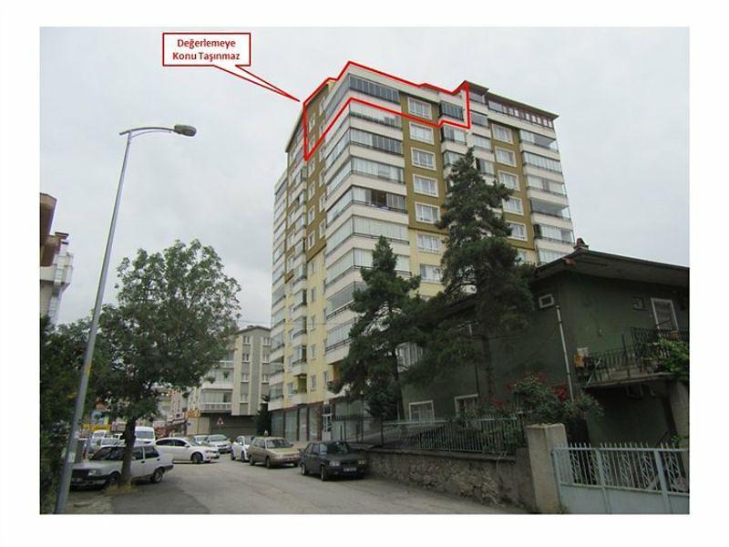 Ankara Yenimahalle Güventepe Mahallesinde 241 m2 5+1 Dubleks Daire