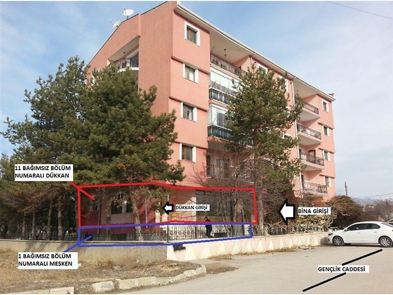 Ankara Elmadağ Hasanoğlan Mahallesinde 108 m2 2+1 Daire