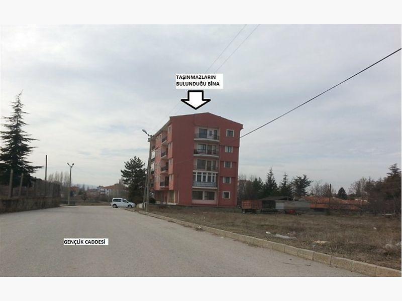 Ankara Elmadağ Bankadan Satılık 95 m2 Dükkan