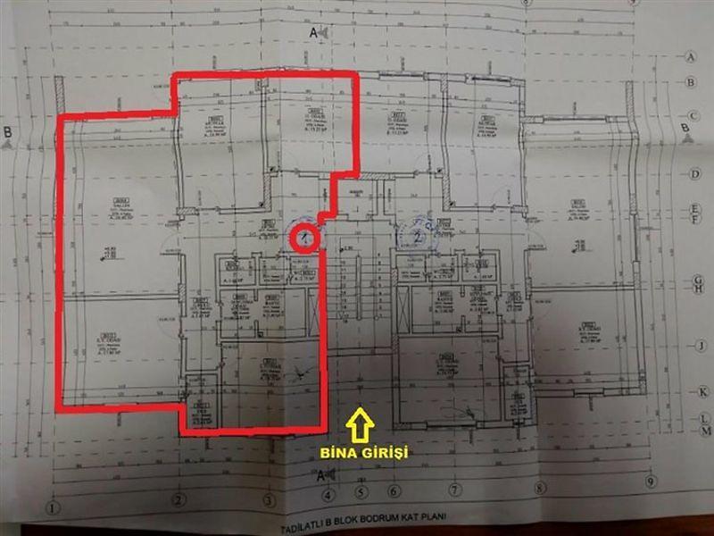 Amasya Merkez Bankadan Satılık 158 m2 Daire