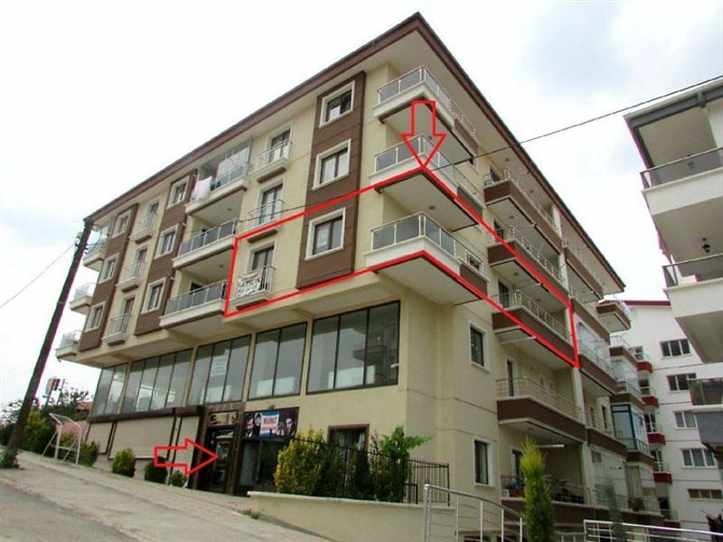 Ankara Altındağ Doğu Mahallesinde 133 m2  3+1 Daire