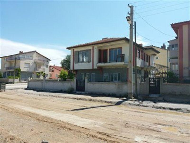 Afyonkarahisar Bolvadin Bankadan Satılık 300 m2 Bina