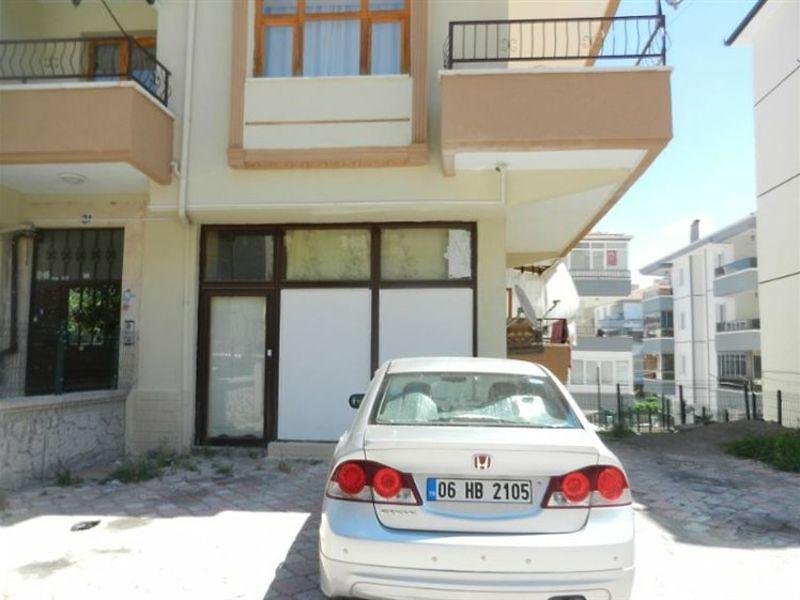 Ankara Sincan Bankadan Satılık 40 m2 Dükkan