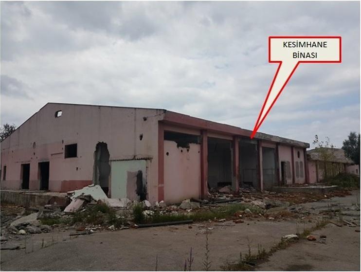 Sakarya Hendek Bankadan Satılık 2720 m2 Müstakil Bina