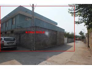 Adana Yüreğir Havraniye Mahallesinde 410 m2 Bina