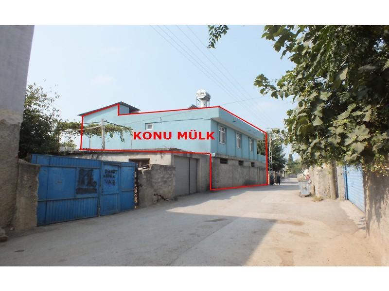 Adana Yüreğir Şirketten Satılık 410 m2 Bina