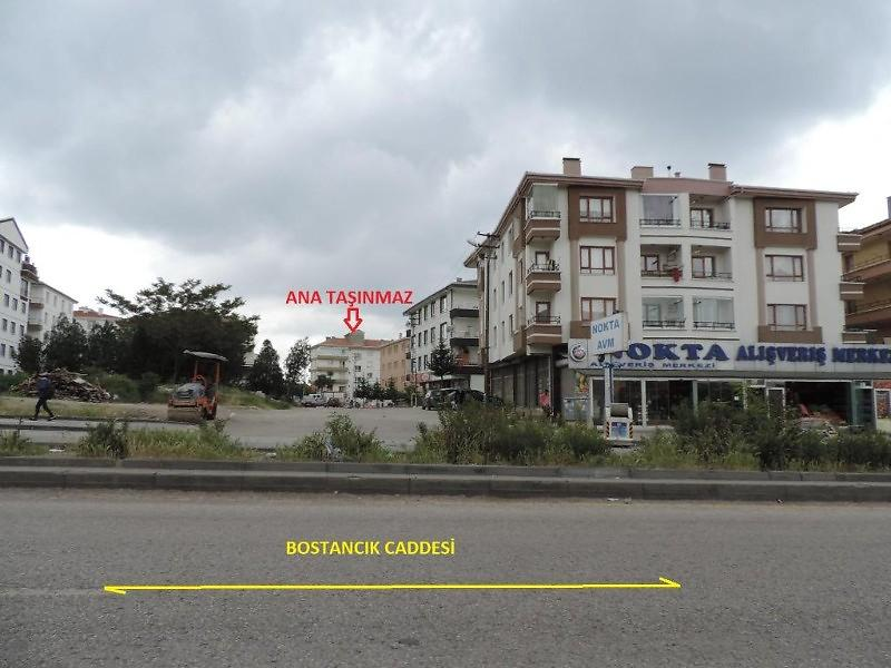 Ankara Mamak Bankadan Satılık 56 m2 Dükkan