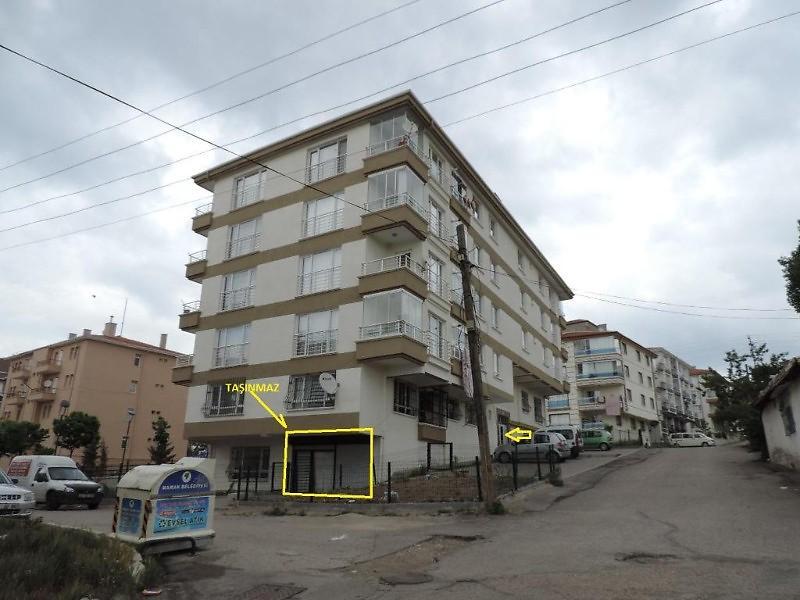 Ankara Mamak Bostancık Mahallesinde 56 m2 Dükkan