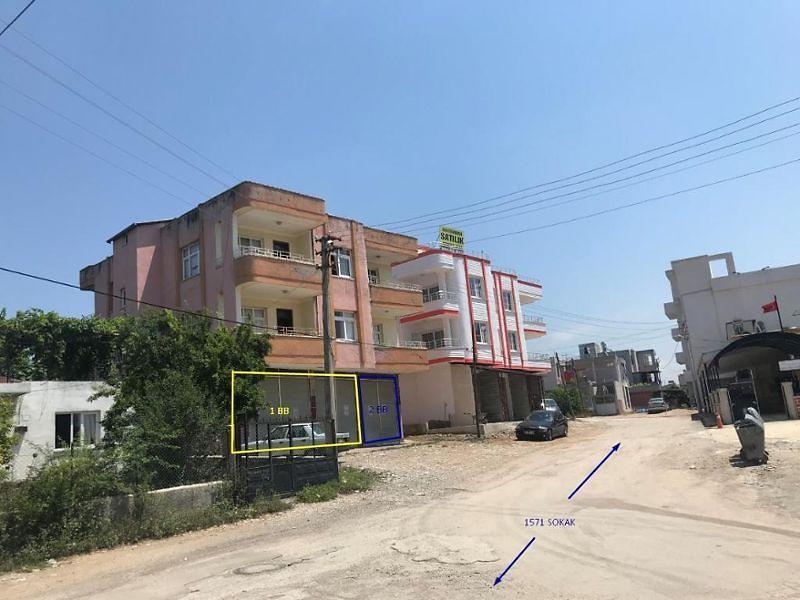 Osmaniye Kadirli Cemalpaşa Mahallesinde 94 m2 Dükkan