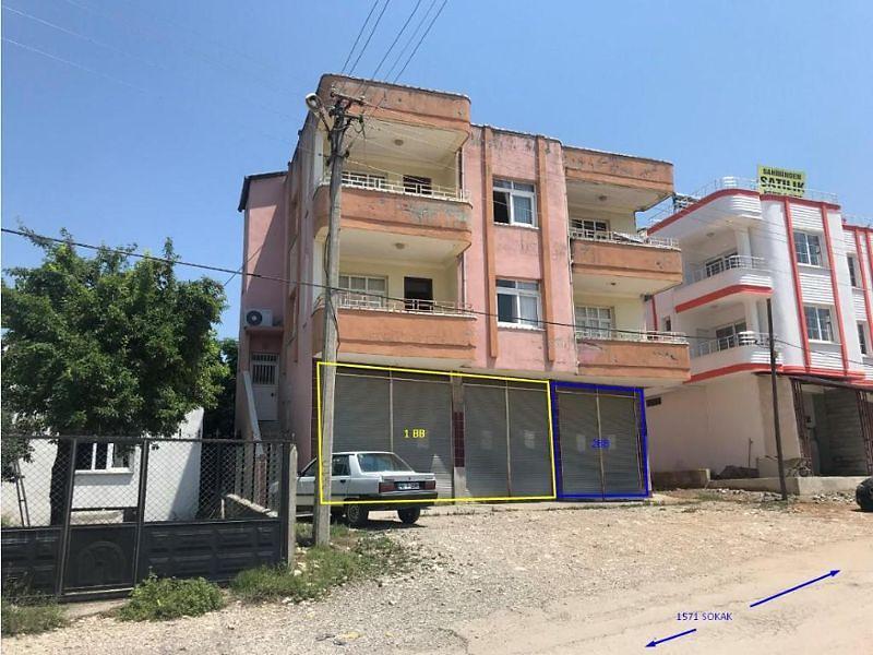 Osmaniye Kadirli Bankadan Satılık 94 m2 Dükkan
