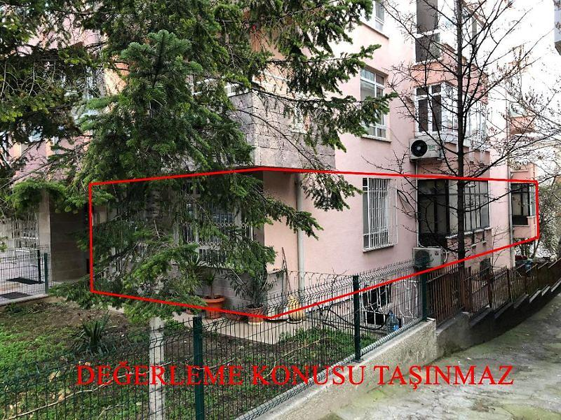 Ankara Çankaya Güzeltepe Mahallesinde 156 m2 5+1 Daire