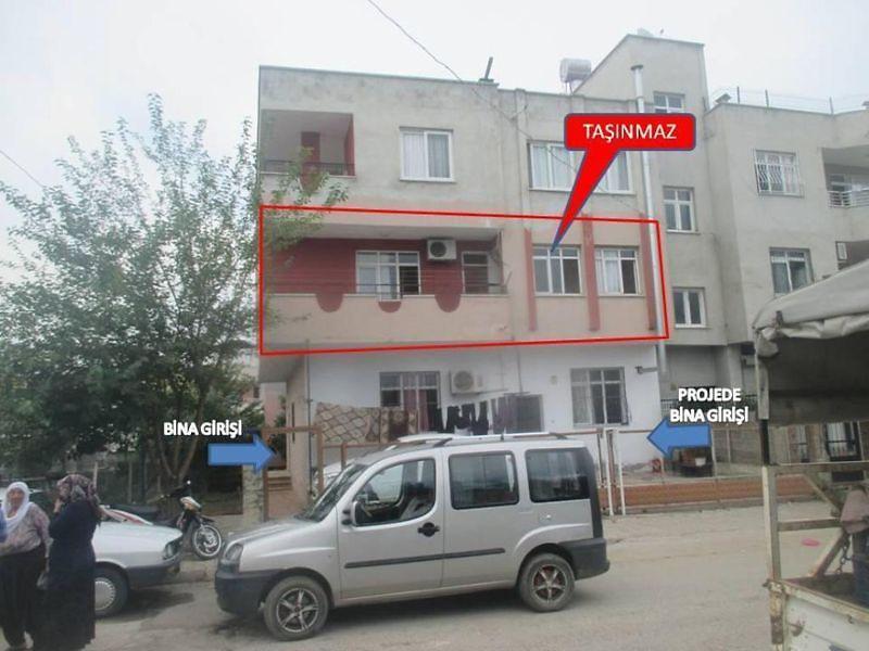 Adana Kozan Şevkiye Mahallesinde 126 m2 3+1 Daire
