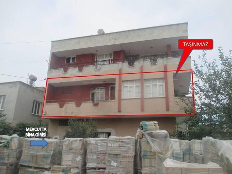 Adana Kozan Bankadan Satılık 126 m2 Daire
