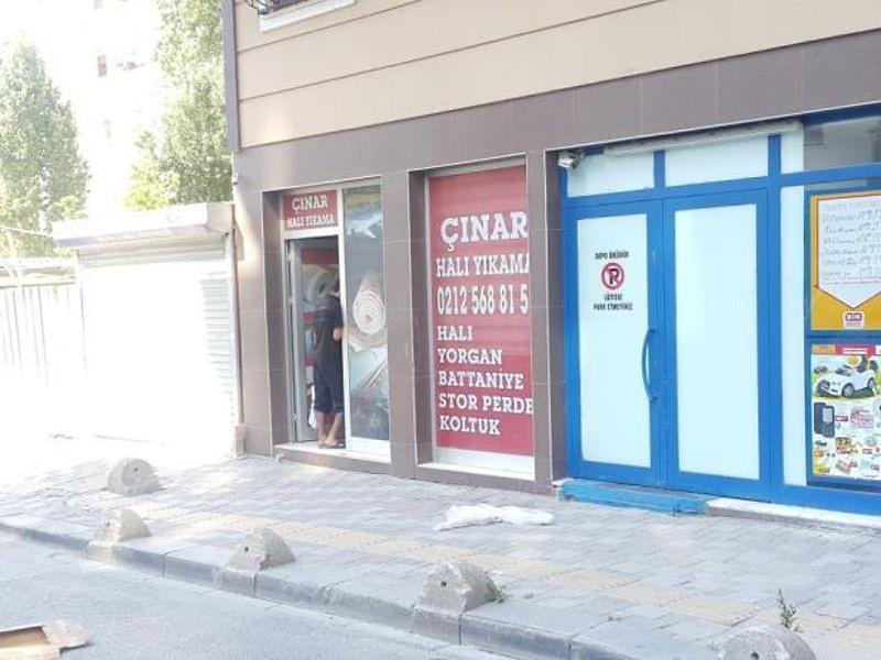 İstanbul Esenler Kazım Karabekir Mahallesinde 61 m2 Dükkan