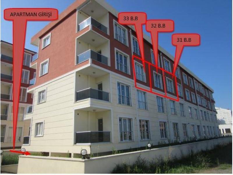 Kırklareli Merkez Şirketten Satılık 32 m2 Daire