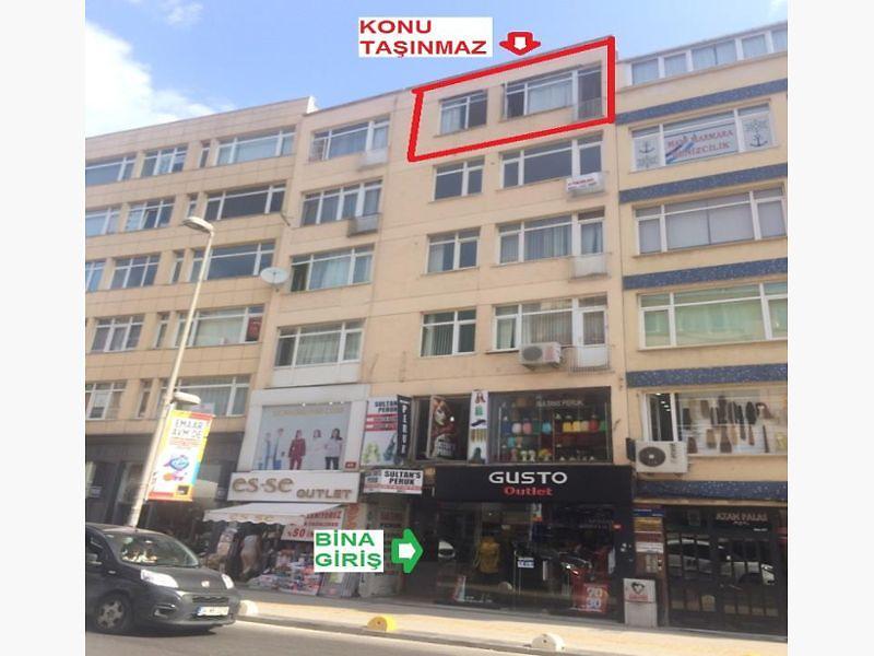 İstanbul Kadıköy Osmanağa Mahallesinde 3+1