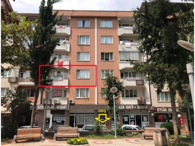 Bursa İnegöl Osmaniye Mahallesinde 81 m2 2+1 Daire