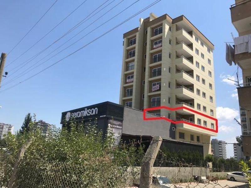 Adana Seyhan Aydınlar Mahallesinde 3+1 118 m2 Daire