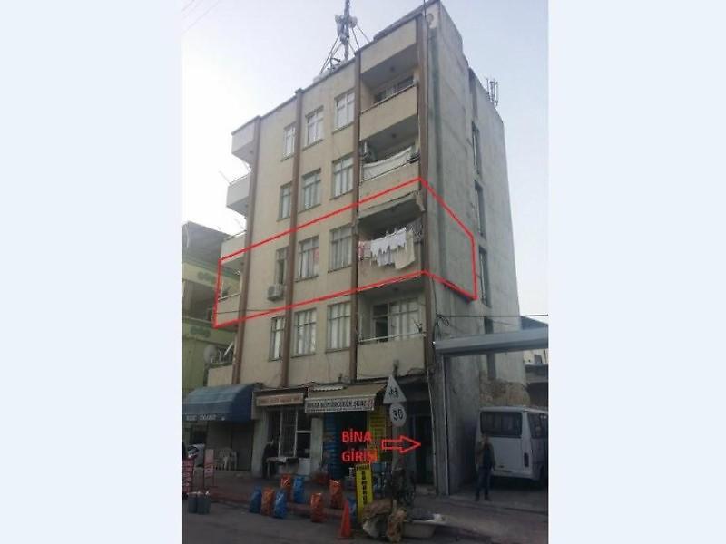 Adana Seyhan Sarıyakup Mahallesinde 118 m2 3+1 Daire