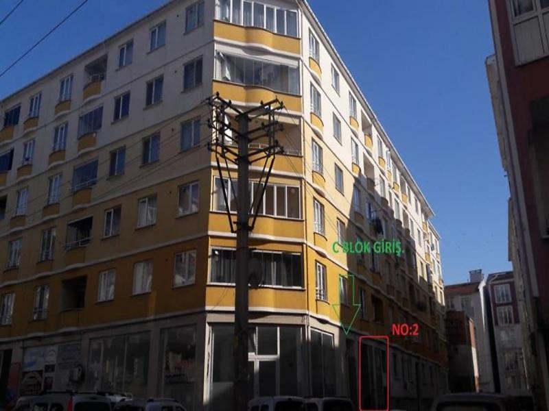Tekirdağ Çorlu Bankadan Satılık 256 m2 Dükkan