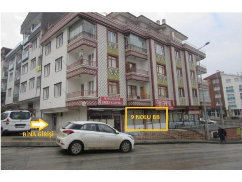 Ankara Etimesgut Kazım Karabekir Mahallesinde 48 m2 Dükkan