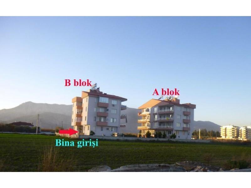 Antalya Döşemealtı Bankadan Satılık 90 m2 Daire
