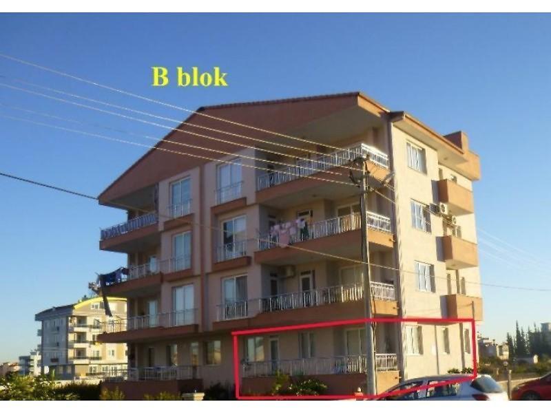 Antalya Döşemealtı Bahçeyaka Mahallesinde 90 m2 2+1 Daire