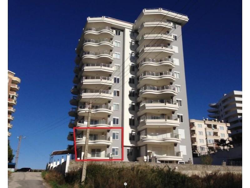 Antalya Alanya Mahmutlar Mahallesinde 175 m2 Dubleks Daire