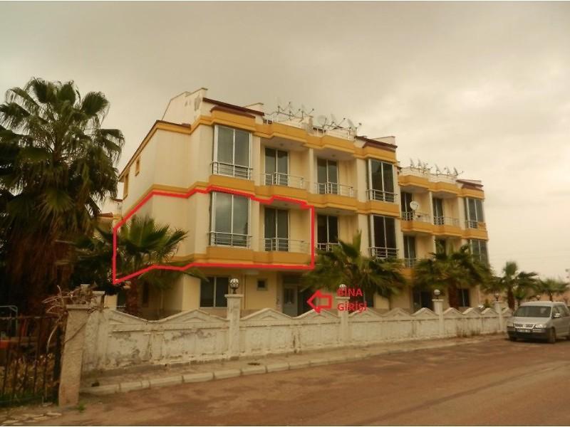 Antalya Muratpaşa Güzeloba Mahallesinde 2+1 83 m2 Daire