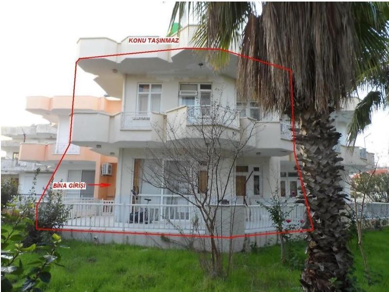 Antalya Manavgat Gündoğdu Mahallesinde 118m2 Dubleks Daire